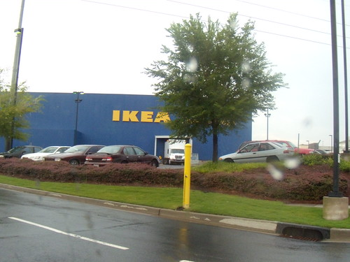 Leaving IKEA