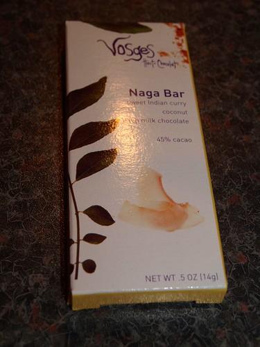 Vosges Naga Bar