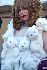 Bear Girl (drew*in*chicago) Tags: gay music food chicago man male celebrity festival drag belmont event addison festivities halsted marketdays lisalisa tonyhadley drewinchicago