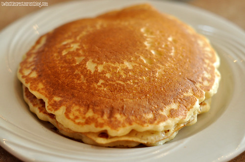 Pancakes at Maple Tree Family Restaurant ~ Elmhurst, IL