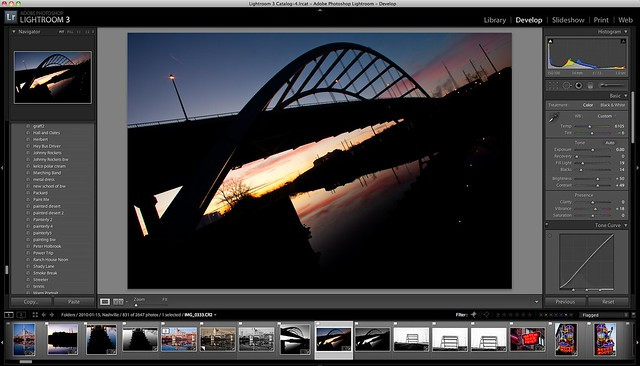 My Photography Workflow 2011