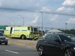 MassHighway/MassDOT Zipper Lane truck (MassHighway Man) Tags: massachusetts highwaydepartment statehighway hovlane highwaymedian masshighway massdot zipperlane
