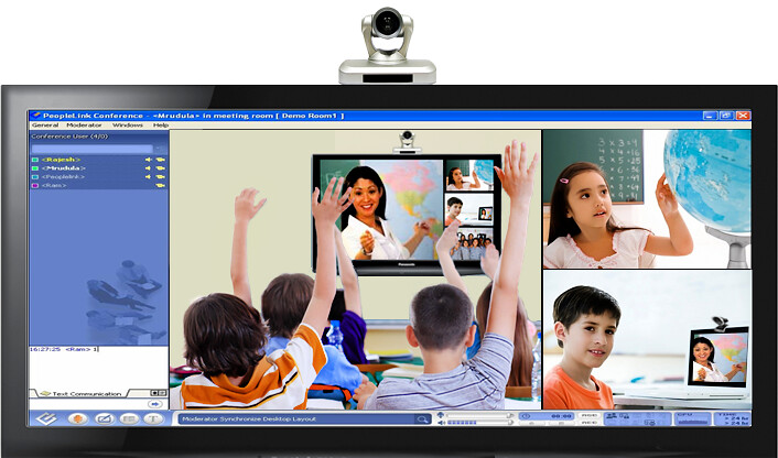Educational Video Conferencing