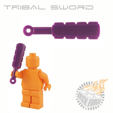 Tribal Sword - Purple