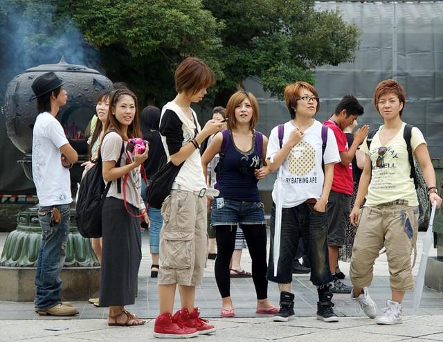 Daibutsu fashion