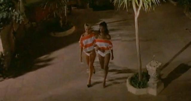 music videos, 80's music, 80's fashion, Wham video girls