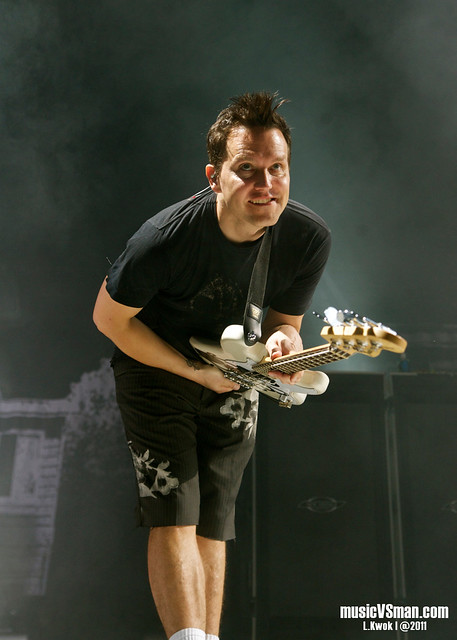 Blink-182 @ Verizon Amphitheater