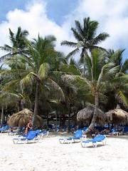Bahia Principe Beach Chairs