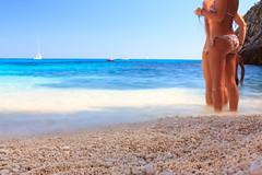quell'acqua sui piedi (Giovanni.Murru) Tags: sea summer beach beauty goloritzé