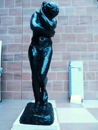 Rodin Statue, Burrell Collection