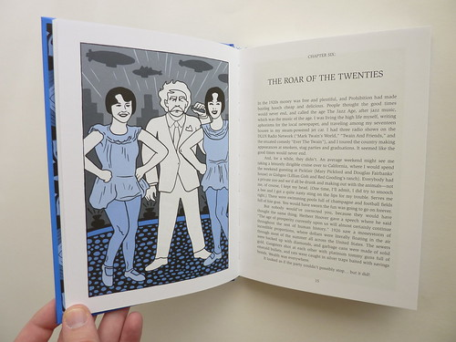 Mark Twain's Autobiography 1910-2010 by Michael Kupperman - pages