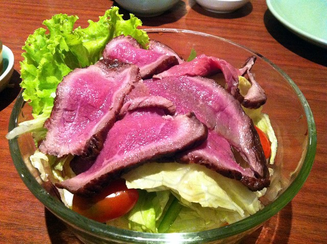 Gyutataki Salad
