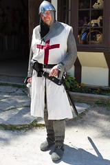 Crusader (SauceyJack) Tags: bristolrenaissancefaire 35l canon7d