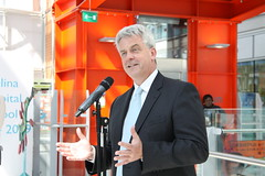 Andrew Lansley launches the Maps and apps project