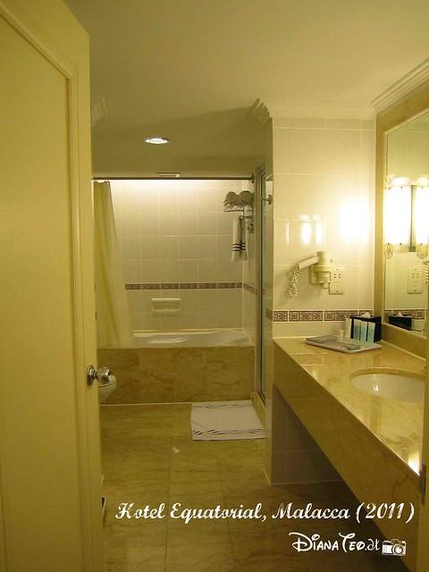 Hotel Equatorial Malacca 10