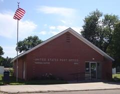 Post Office 66944 (Haddam, Kansas) (courthouselover) Tags: kansas postoffices washingtoncounty haddam ks northamerica unitedstates us