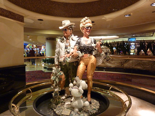 The couple in casino by Julie70