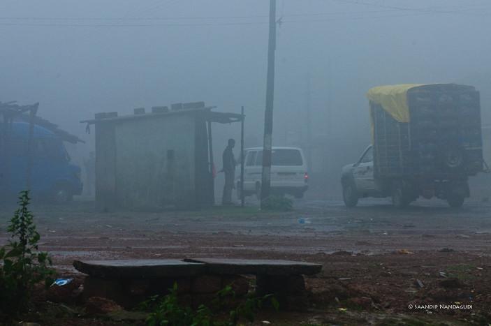 Agumbe-Village