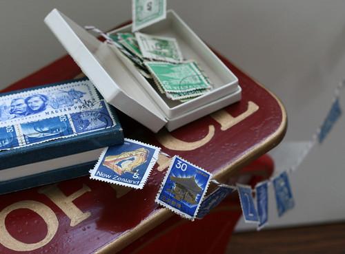 Stamp Garland