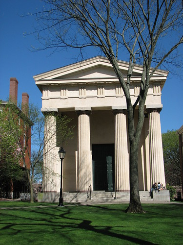 Manning Hall, Brown University