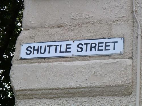 Shuttle Street, Paisley