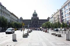"Wenceslas Square (Václvské náměstí) , Prague (Prag/Praha) • <a style=""font-size:0.8em;"" href=""http://www.flickr.com/photos/23564737@N07/6082616981/"" target=""_blank"">View on Flickr</a>"