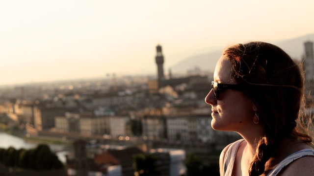 Wife in Firenze