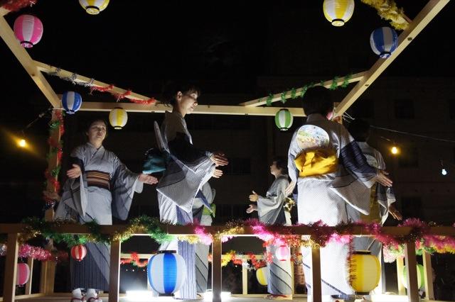 夏祭り4 盆踊り 大人編