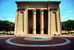 Egyptian building Richmond Va  堪舆 (LynchburgVirginia ★) Tags: building virginia landmarks richmond egyptian historical 堪舆