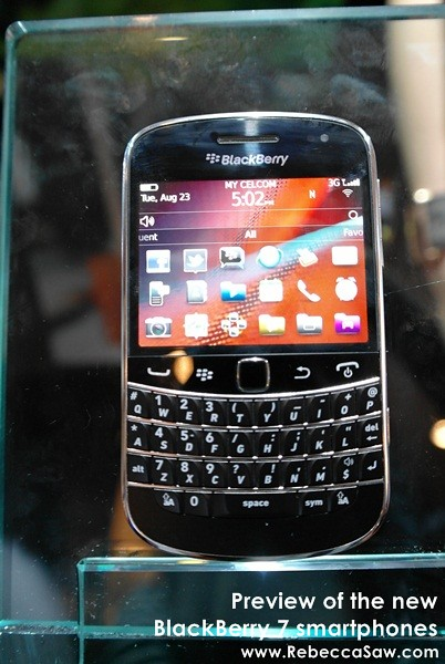 Preview of the new BlackBerry 7 smartphones-1