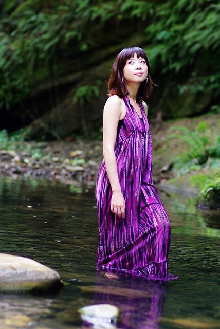 8/27上午  ANITANA水載下瀑布