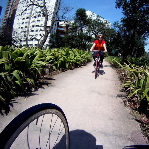 Eu fui de bike.... by .TatianaSapateiro.
