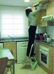 komodo para el hogar (plabell2011) Tags: escalera dos peldaos