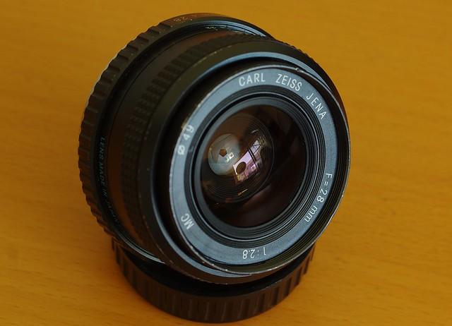 CARL ZEISS 28mm f2 8 IN K MOUNT - PentaxForums com