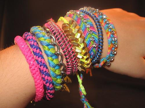 Livingaftermidnite - Friendship Bracelets
