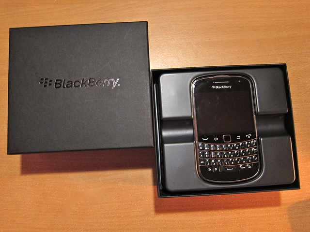 My new Blackberry Dakota