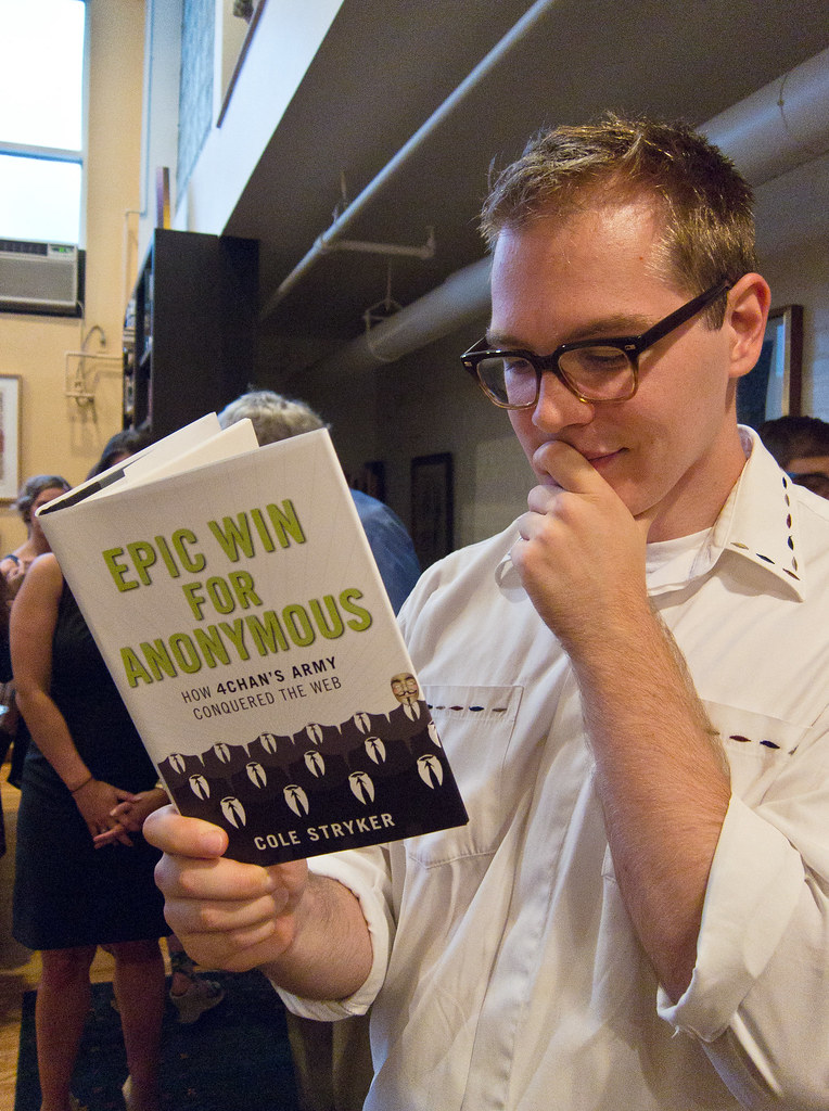 Epic Win Book Release Party
