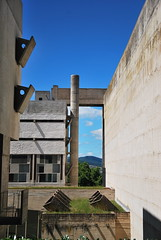 Le Corbusier with Iannis Xenakis, Monastery of Sainte-Marie de La Tourette (neil mp) Tags: summer holiday france architecture modern concrete dominican lyon modernism monastery lecorbusier convent priory brutalism summerholiday latourette saintemarie modernmovement eveux reinforcedconcrete larbresle xenakis btonbrut iannisxenakis veux neilmp metastaseis