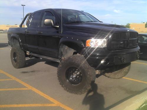 L'auto du jour : Dodge Ram (dopé)