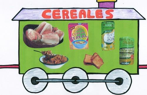 Desayuno: cereales
