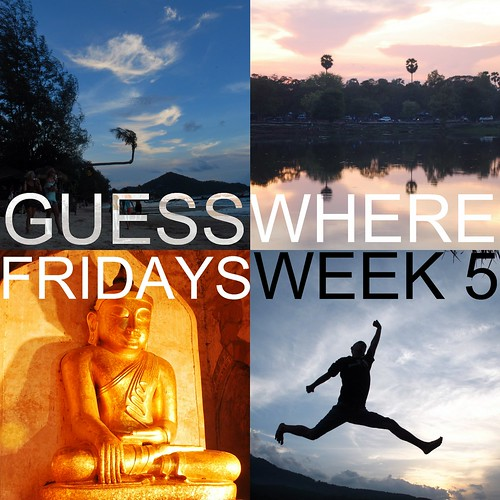 Guess Where Fridays Week 5