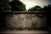Berliner Mauer (kozumel) Tags: flowers berlin muro wall germany geotagged deutschland memorial war russia guerra alemania deu comunismo coldwar mauer checkpoint ackerstrasse berlín bernauer bernauerstrase camera:brand=nikon flickr:user=kozumel flickr:user=42962212n00 twitter:user=kozumel lastfm:user=kozumel web:site=kozumelinfo camera:manufacturer=nikon flickr:userid=42962212n00 twitter:username=kozumel dopplr:traveller=kozumel flickr:userid=kozumel geo:lat=5253527783 geo:lon=1338970007