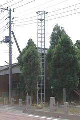 谷中の火の見櫓(川島町)