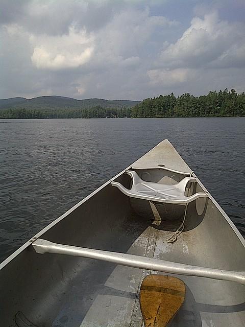 Adirondack power boat