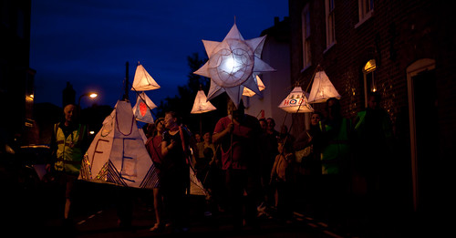 Bunkfest Lanterns
