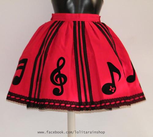 Angelic Pretty Recital Skirt