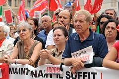 Bologna, sciopero generale del 6 settembre 2011