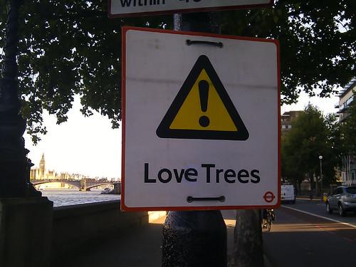 Love trees