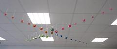 Classroom-Sonobe (Yureiko) Tags: school origami schule geometrie sonobe papierfalten
