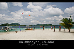 Calumboyan Island (B2Y4N) Tags: travel lake beach landscape island photography rocks cathedral twin lagoon whitesand coron palawan ecotourism busuanga calumboyanisland